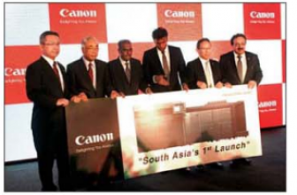 Canon announces entry into commercial  photo printing domain