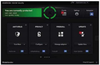 [Switch your antivirus] Bitdefender Internet Security 2014