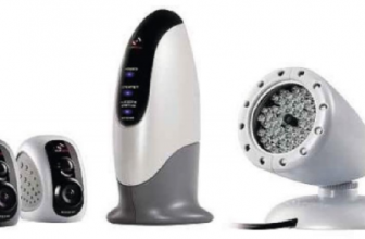 Netgear Vuezone Home Video Monitoring System