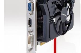 SAPPHIRE RADEON R7 250 2GB BOOST