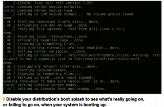 Your Linux problems, solved! Part 1