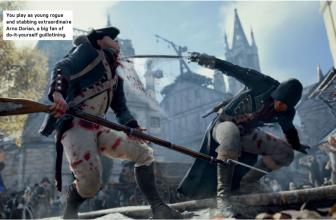 Assassins Creeds Unity