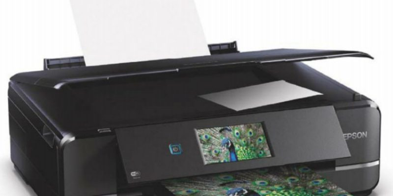 Epson Expression Photo XP-960 printer review: All-in-one photo printer for paper sizes up to A3