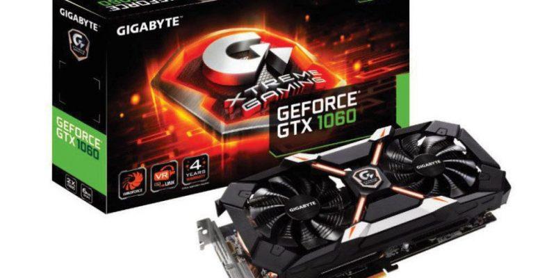 GeForce GTX 1060 Xtreme Gaming review