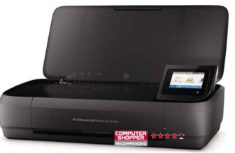 HP OfficeJet 250 review