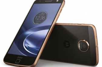 Motorola Moto Z Smartphone Review
