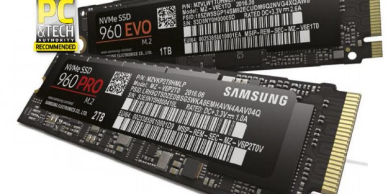 Samsung 960 pro review