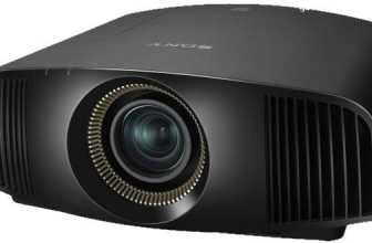 Sony VPL-VW665ES 3D SXRD 4K Projector Review