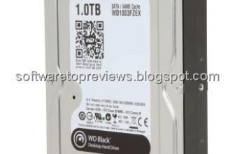 WD Black Series 1TB WD1003FZEX