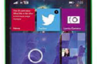 Sneak peek at Windows 10 for smartphones