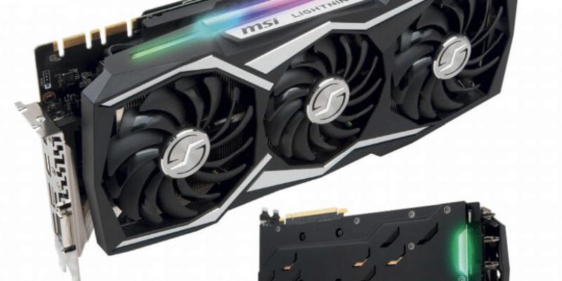 MSI GeForce GTX 1080 Ti Lightning Z Review: The cream of the 1080 Ti Crop