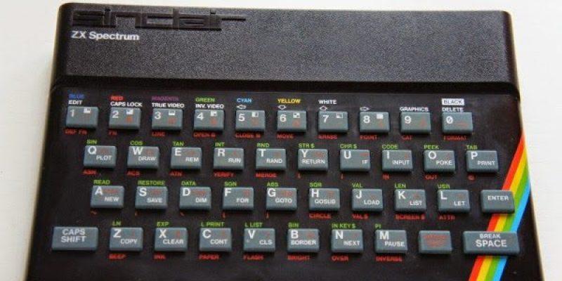Remembering… ZX Spectrum