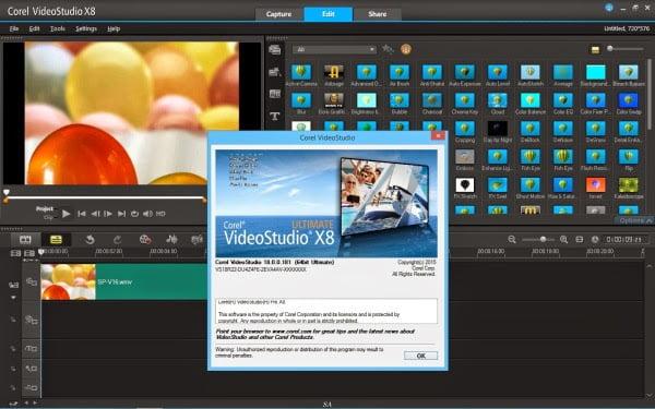 videostudio x8