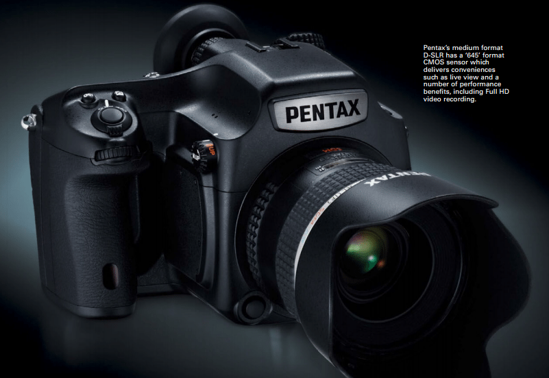 PENTAX 645Z Review - MEDIUM WELL DONE | 7Review