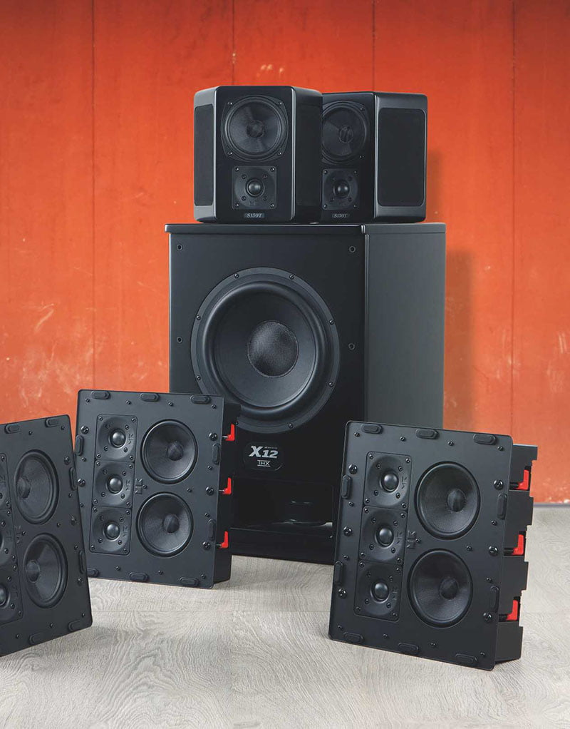 M&K SOUND IW150 5.1 Review