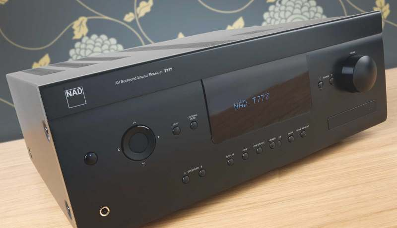 NAD T 777 V3 Review: NAD and Dirac's lucky seven | 7Review