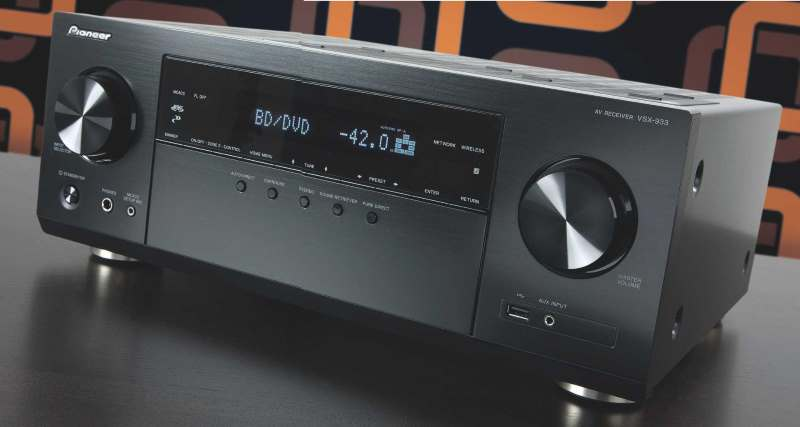 PIONEER VSX-933 Review