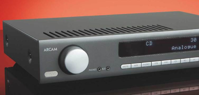 Arcam SA10 Review