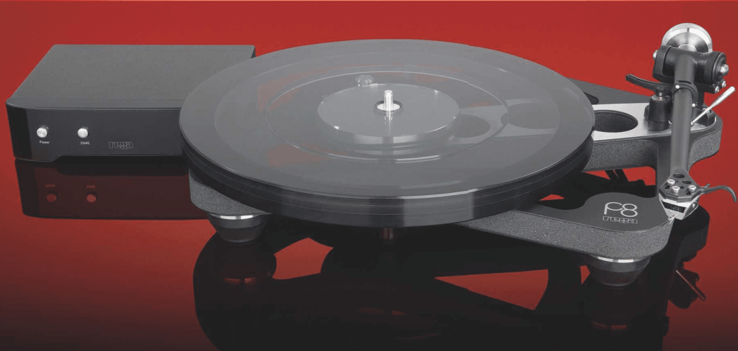 REGA Planar 8 Review
