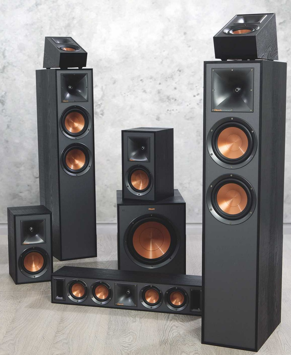 KLIPSCH REFERENCE 5 1 2 SYSTEM | 7Review