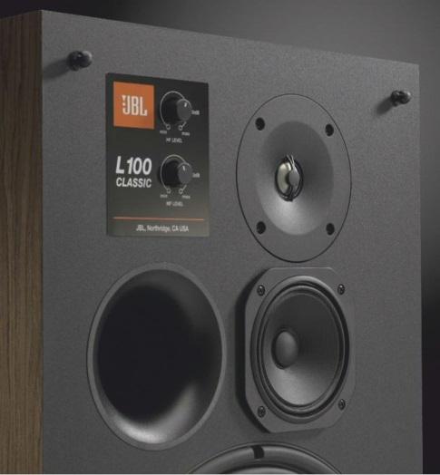 JBL L100 CLIC Review | 7Review Jbl L Speakers Wiring Diagram on