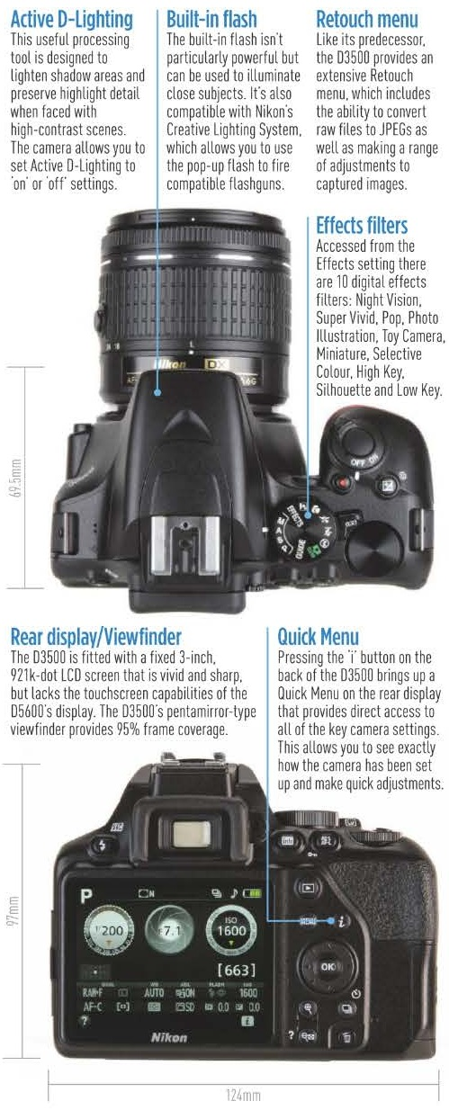 Nikon D3500 Review | 7Review