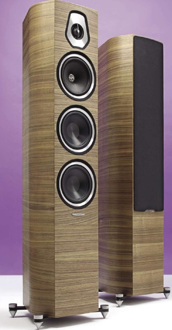 Had a short look amp listen with the Sonus faber Sonetto range