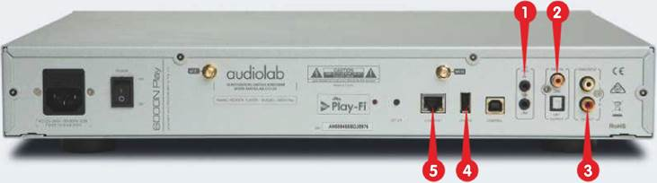 Audiolab 6000N Play Review