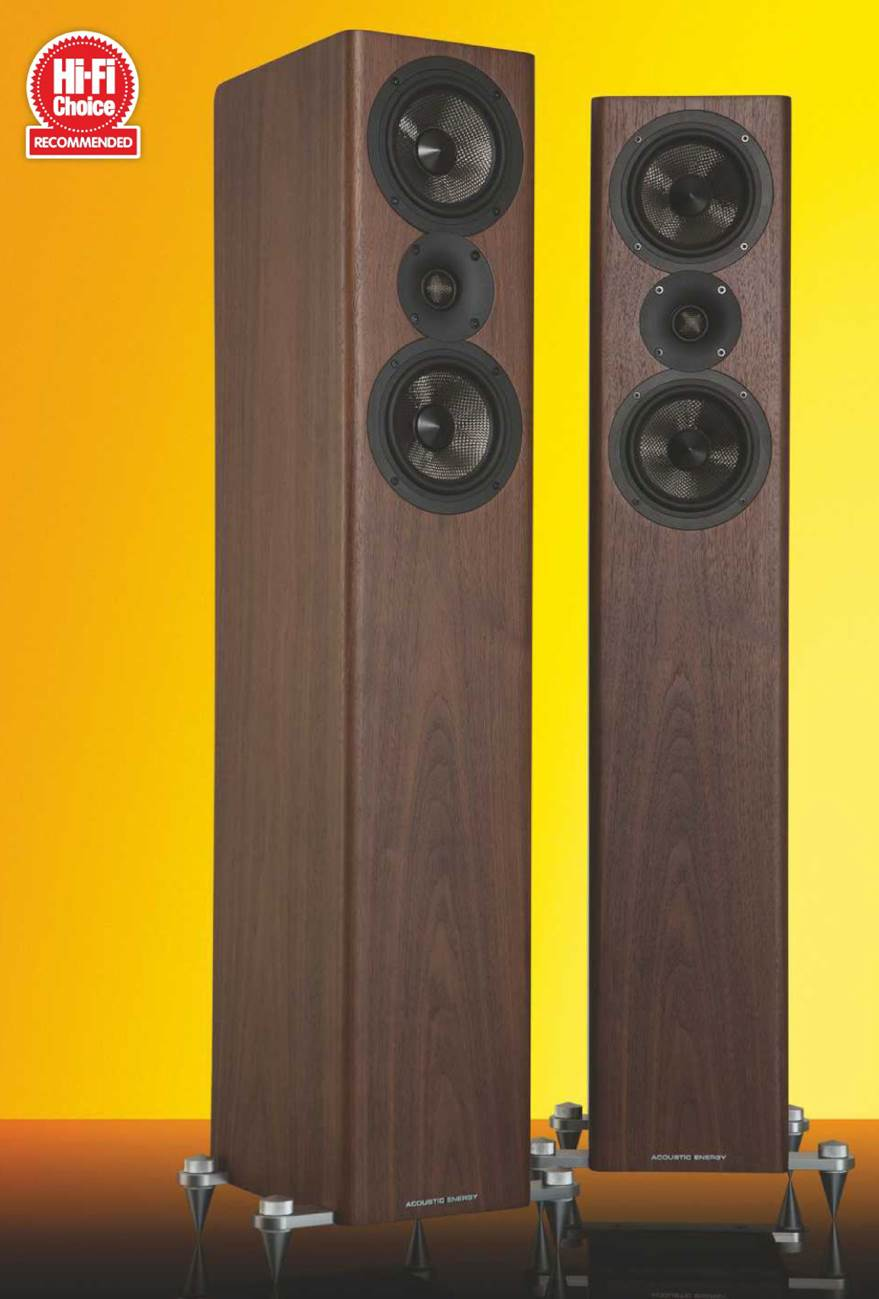 Acoustic Energy Ae509 Review