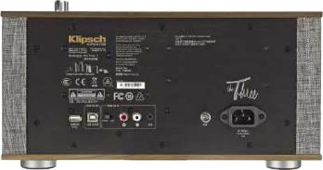 KLIPSCH THE THREE II Review
