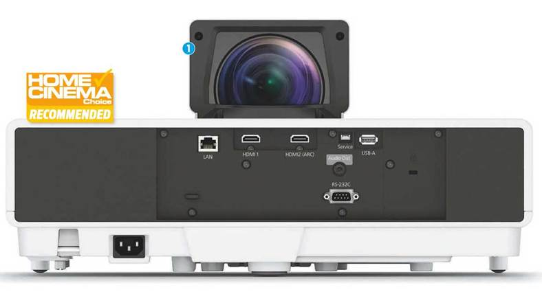 EPSON EH-LS500 Review