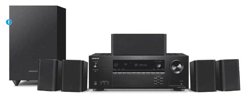 ONKYO HT-S3910 Review