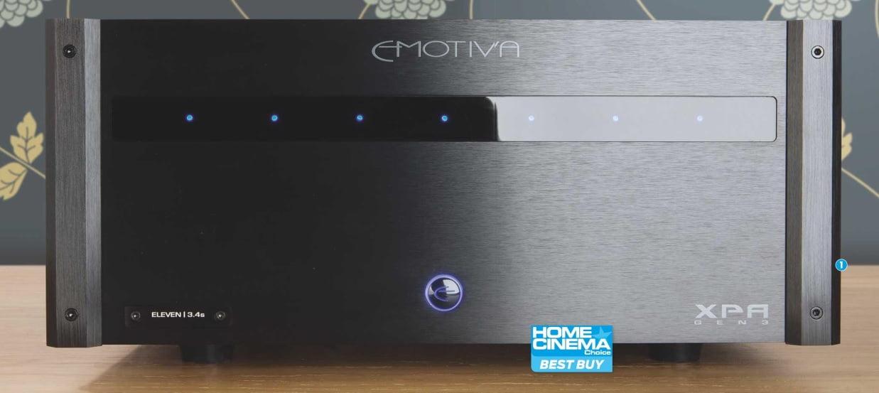 EMOTIVA XPA-11 GEN 3 Review