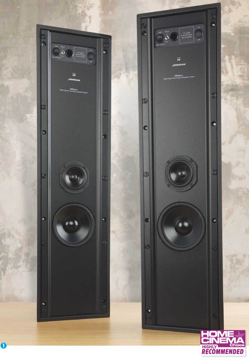 MERIDIAN DSP520.2 Review
