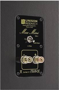 UNISON RESEARCH MAX MINI Review