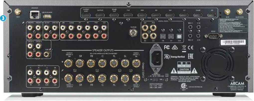 ARCAM AVR30 Review