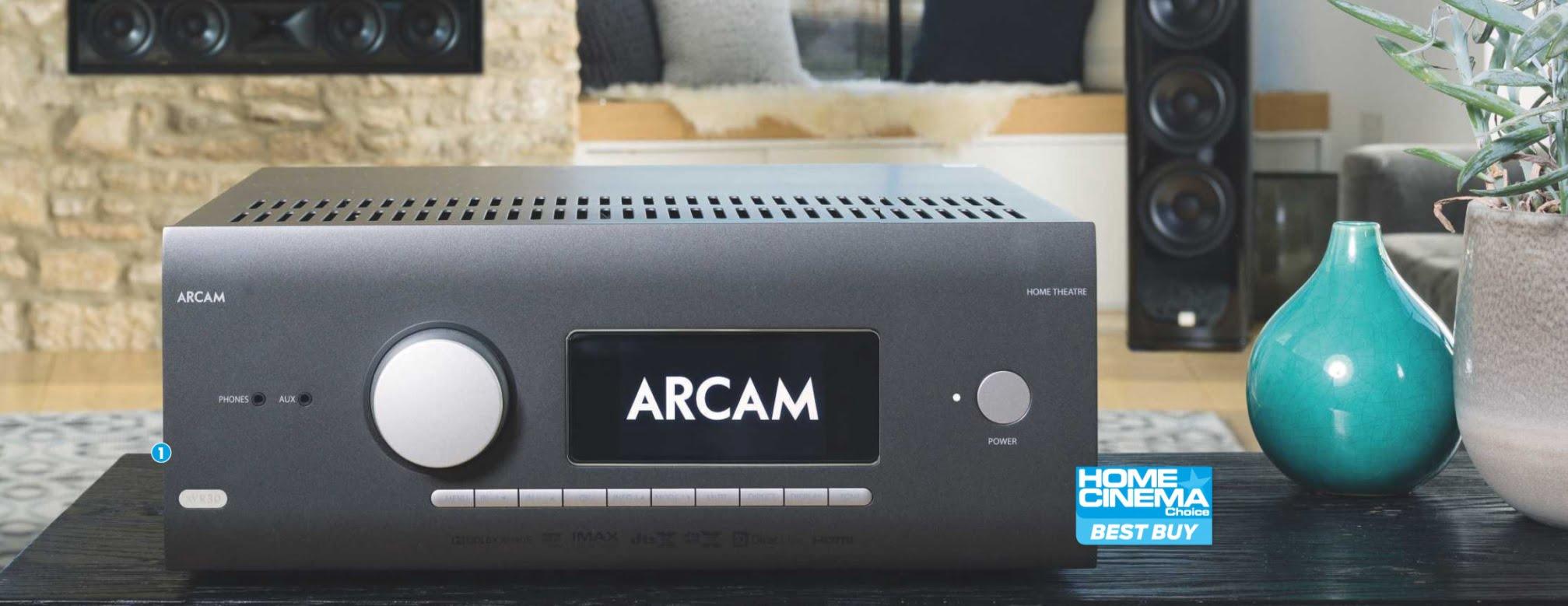 Arcam AVR30 AV Receiver