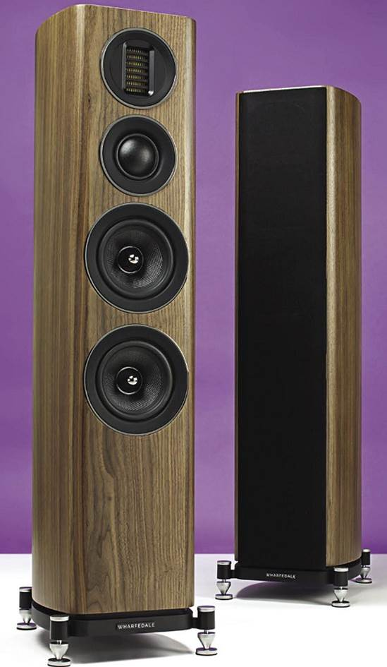 WHARFEDALE EVO 4.3 Review