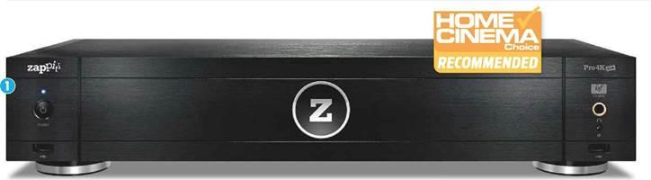 ZAPPITI PRO 4K HDR Review
