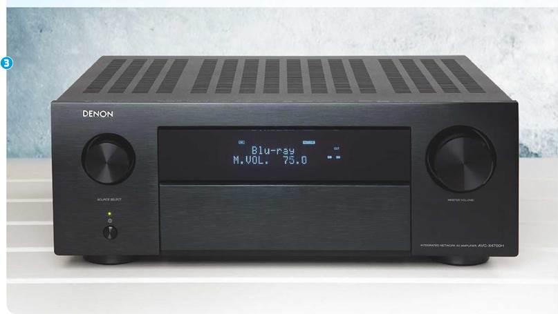 DENON AVC-X4700H Review