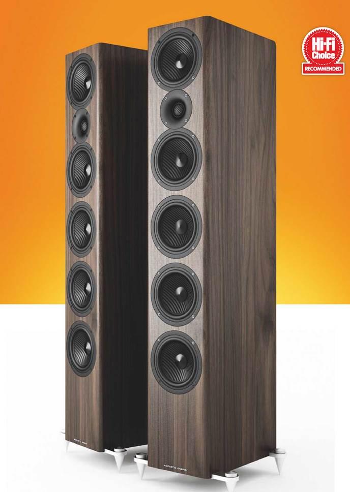 Acoustic Energy AE520 Speakers (Pair)