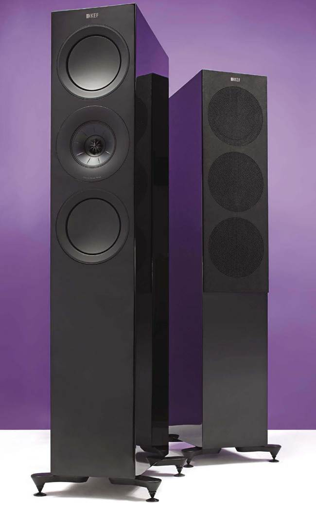 KEF R7 Review