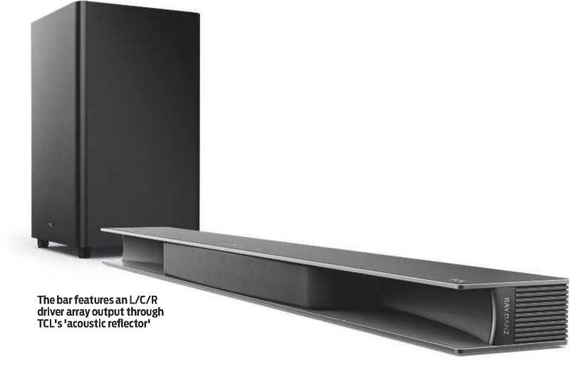 TCL TS9030 RAY-DANZ Review