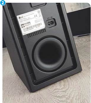 LG Sound Bar GX Review