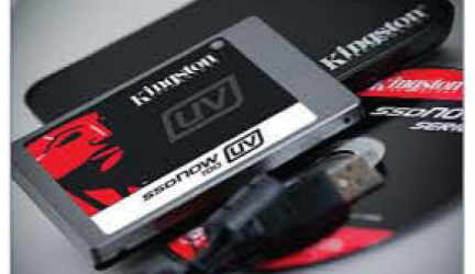 Kingston Launches its SSDNow UV100 in India