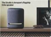AMAZON ECHO STUDIO Review: Alexa listens up
