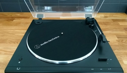 Audio Technica AT-LP60XBT Review