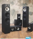 B&W 600 S2 Series Anniversary Edition Theatre Review – Silver service from B&W
