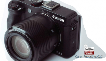 Canon PowerShot G3 X Review