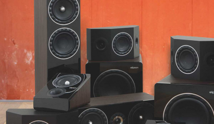 ELIPSON PRESTIGE FACET 7.2.4 Review: Audio all around you